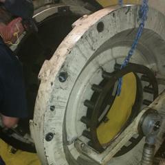 Repair, rebuild, retrofit and remanufacture of stamping presses