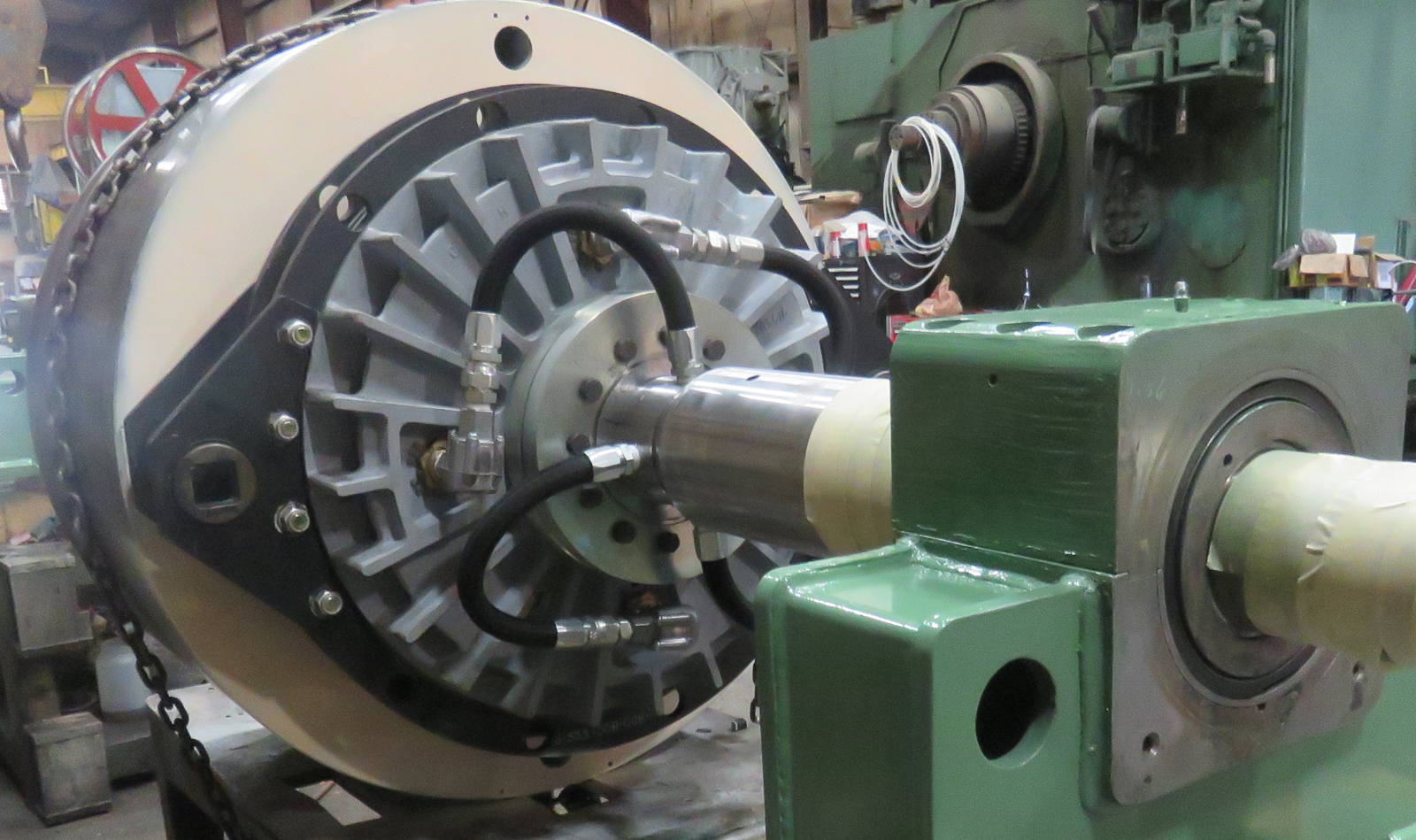 Press Clutch and Brake conversions