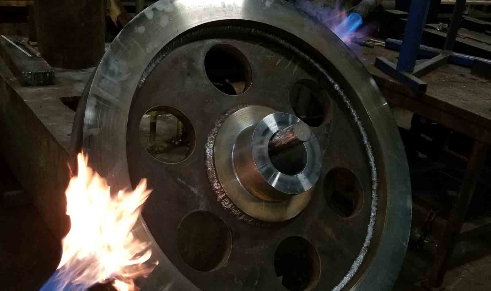 Welding and Brazing Services